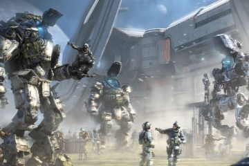 New Titans in Titanfall 2