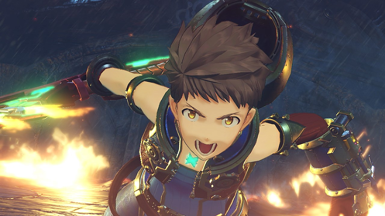 Xenoblade Chronicles 2 is Nintendo's Holiday Surprise