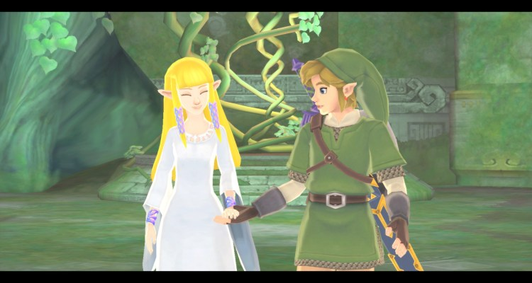 HD Zelda collection for the switch