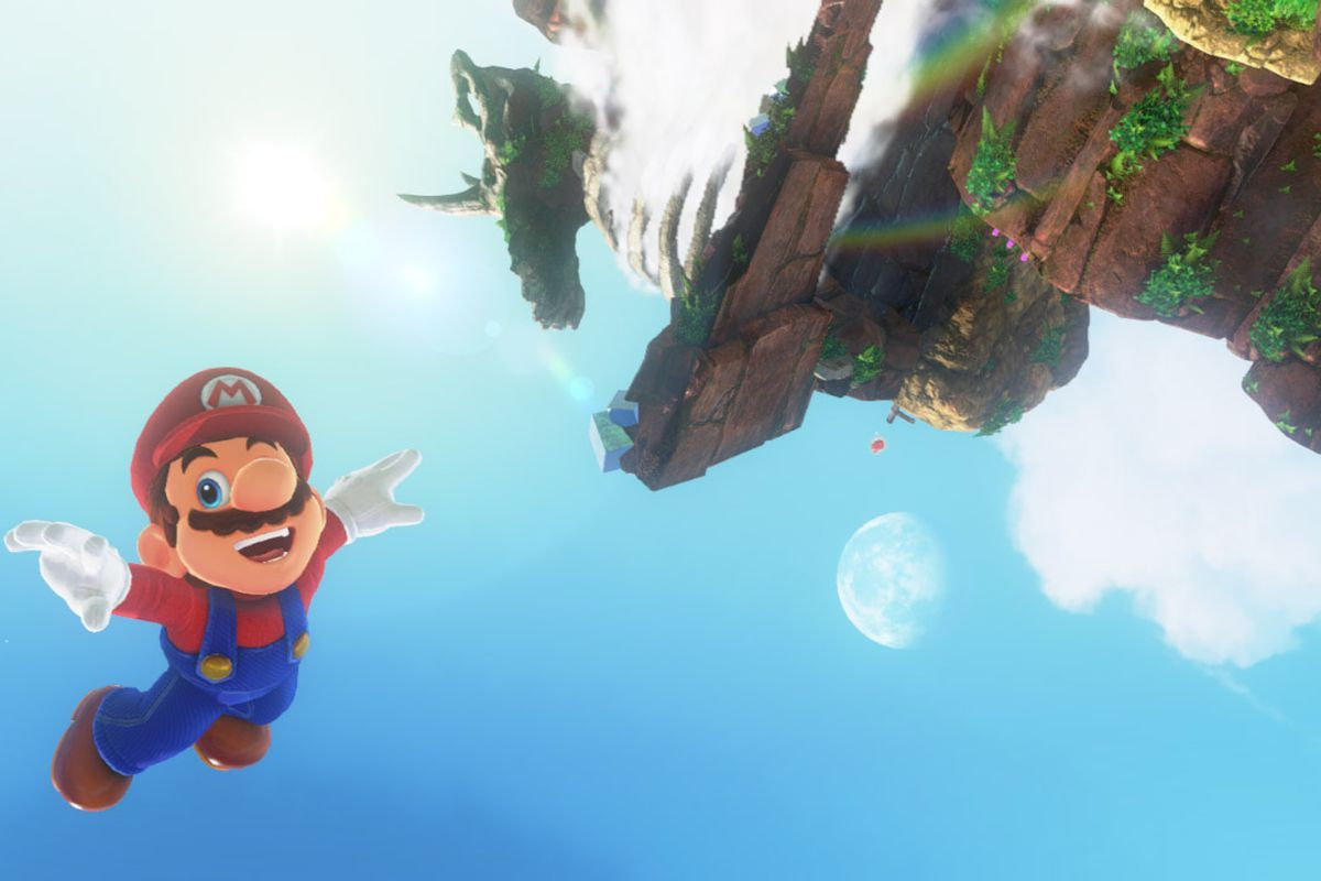 Super Mario Getting Animated Film From Illumination Entertaiment