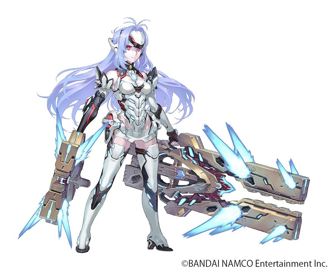 Xenosaga Character Crosses Over into Xenoblade Chronicles 2