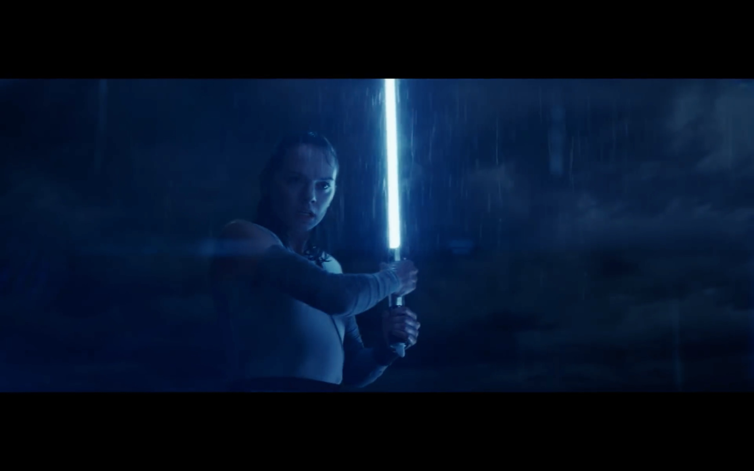 Star Wars: Daisy Ridley Says She's Done Playing Rey After Episode IX