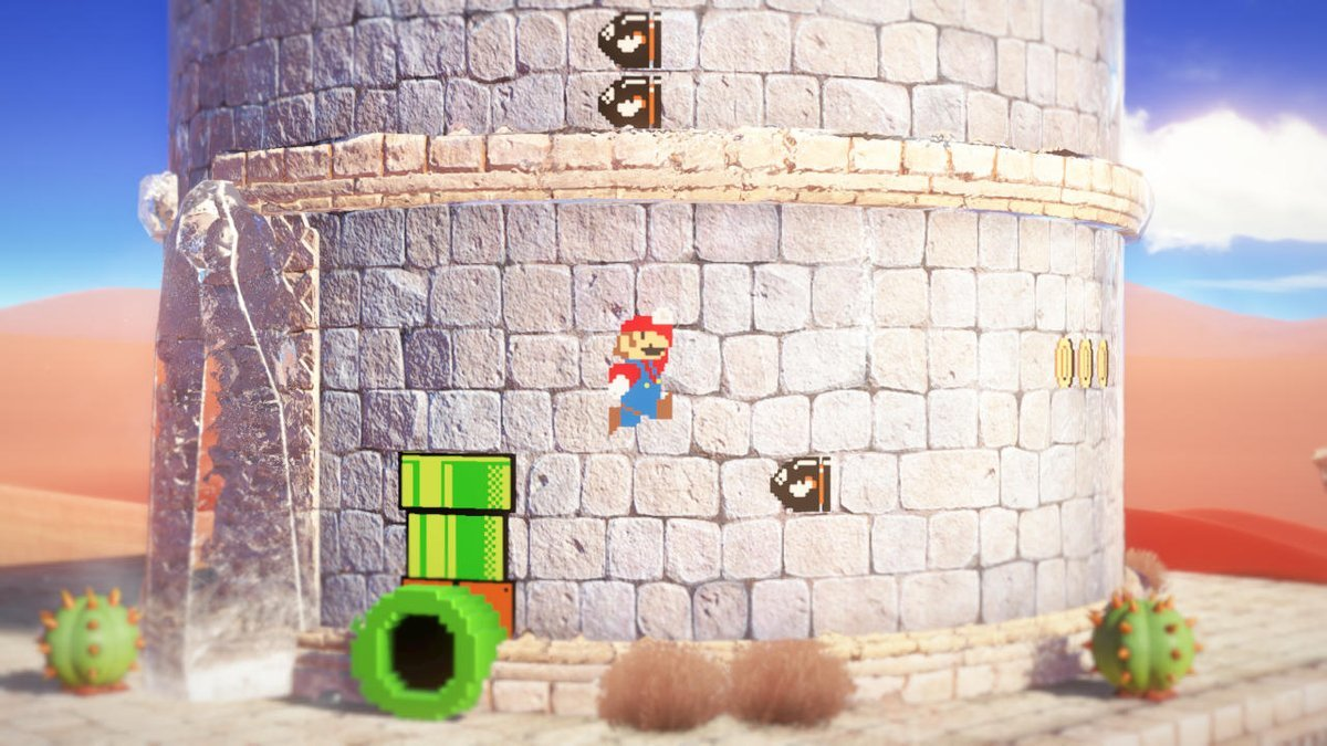 Despicable Me creators developing animated Mario Bros. movie