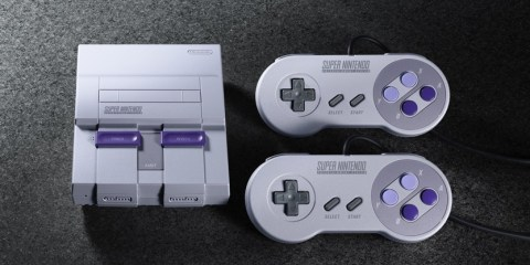 Super Nintendo Classic Back in Stock Momentarily