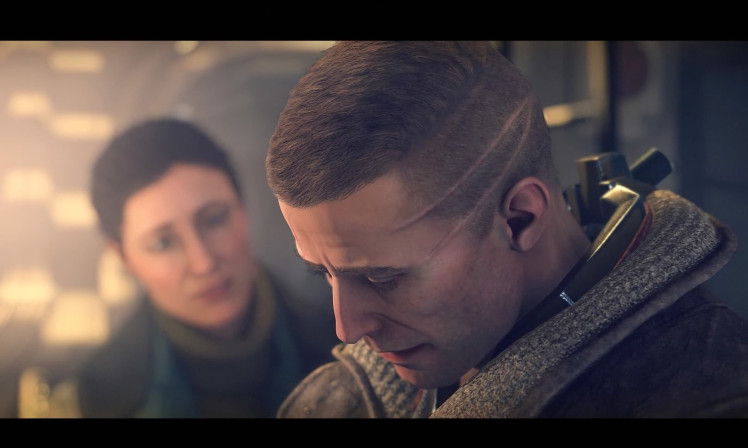 Wolfenstein II is not about killing nazis