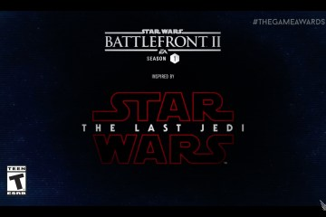 Battlefront II Season 1 Revealed