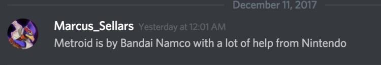 Bandai Namco Developing Metroid Prime 4