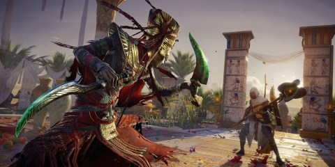 Assassin's Creed Origins Getting Curse of the Pharaohs Expansion Next Month