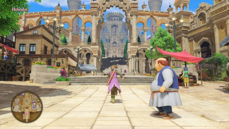 Dragon Quest XI Western Release Announced