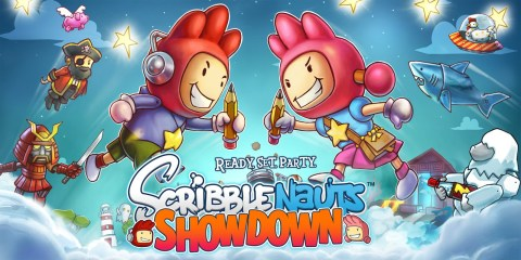 Scribblenauts Showdown Review