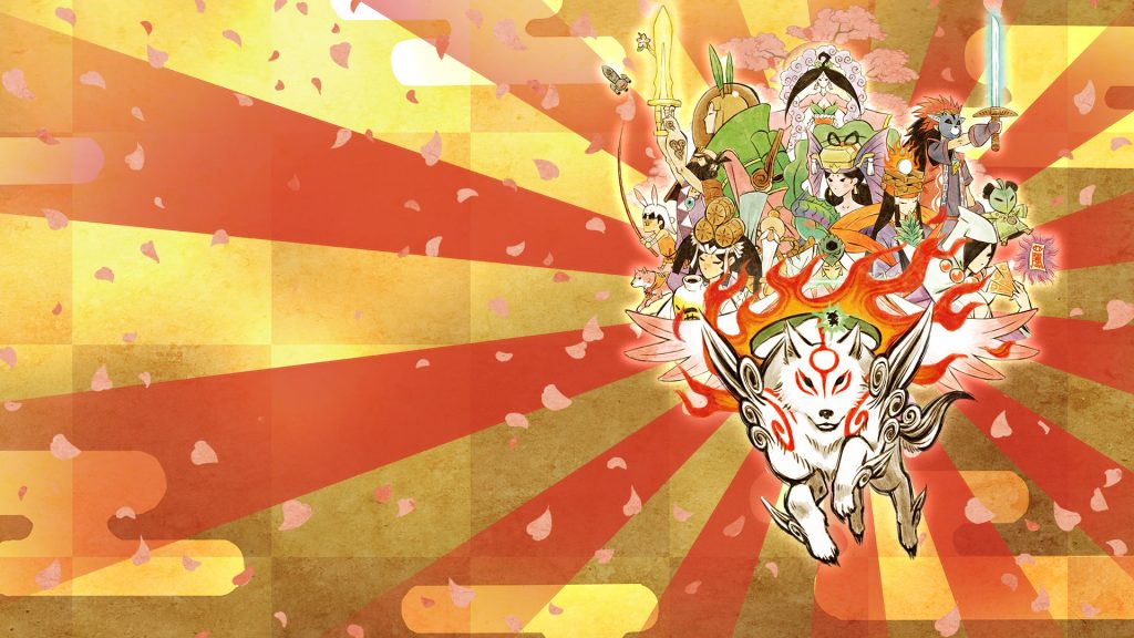 Okami HD Heads to the Nintendo Switch on August 9th