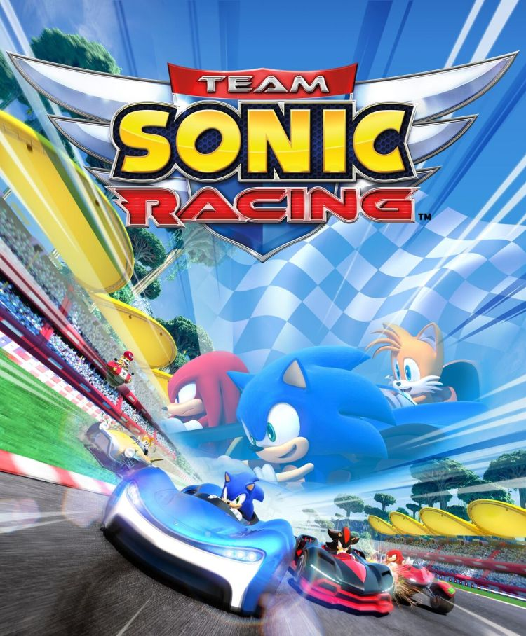 Sega Reveals Team Sonic Racing