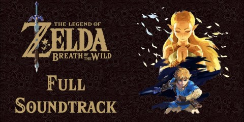 Zelda Breath of the Wild Original Soundtrack