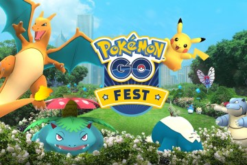 Pokemon GO Fest Sold Out