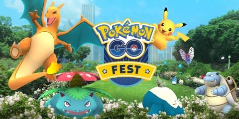Pokemon GO Fest Sold Out