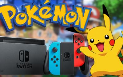 Pokemon switch release date