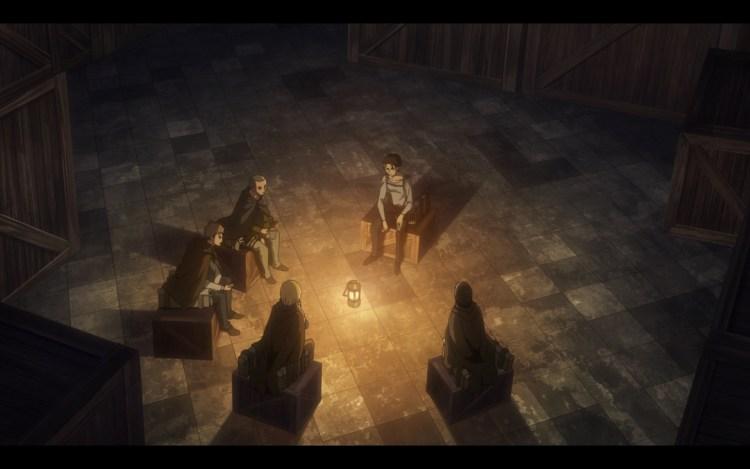 Attack on Titan Season 3 Episode 2 Review