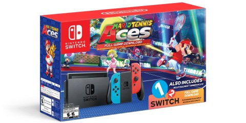 New Nintendo Switch Bundle