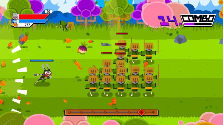 Ninjin: Clash of Carrots Review