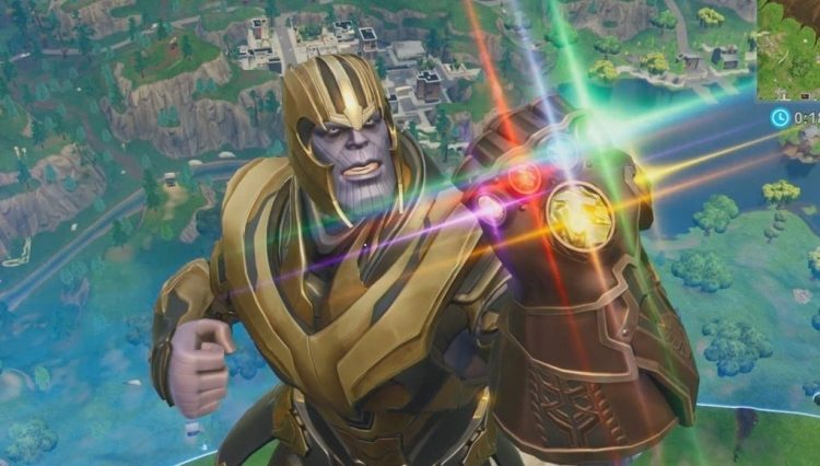 Fortnite and Marvel Team Up