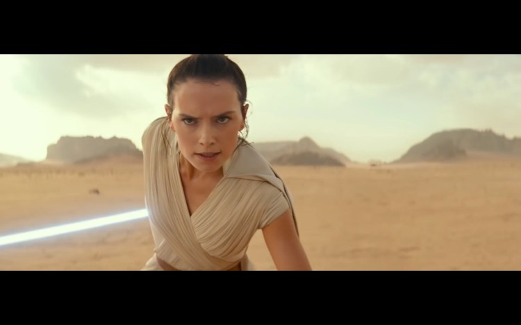 The Rise of Skywalker Trailer is Horrible