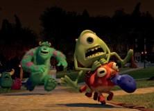 Nuevo avance e imágenes de 'Monsters University'