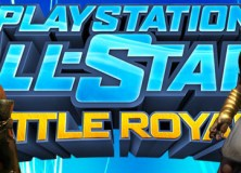 Isaac y Zeus en PlayStation All-Stars Battle Royale