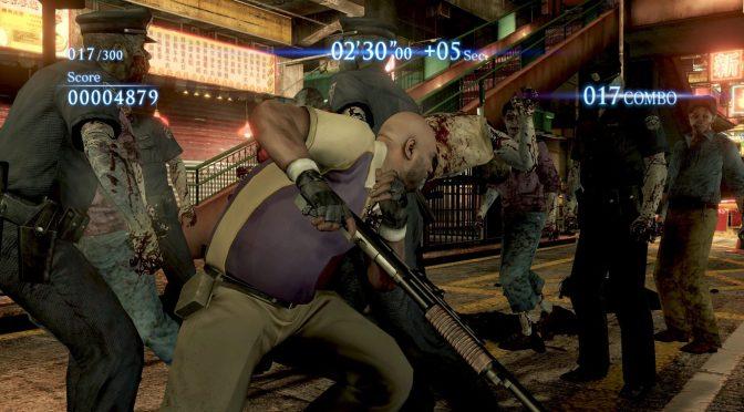 [Galería] Resident Evil 6 X Left 4 Dead 2