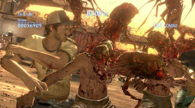 ¿Qué es Resident Evil 6 X Left 4 Dead 2?