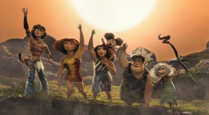 [Review] Los Croods
