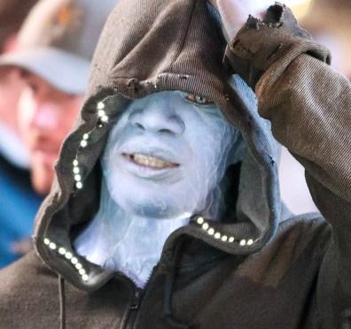 Primeras fotos de Jamie Foxx como Electro
