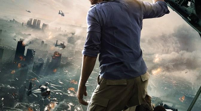 Destrucción y helicópteros en el nuevo póster de 'World War Z'