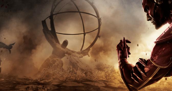 """Ciudad Metrópolis destruida . .  millones han muerto . . . Checa la cinemática de """"Injustice: Gods among us"""""""