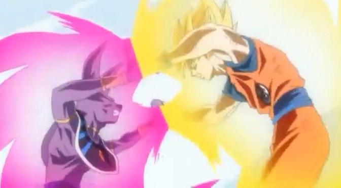 Dragon Ball Z: La batalla de los dioses se estrena a nivel mundial