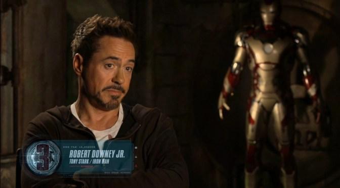 [Video] La gente detrás de 'Iron Man 3' nos hablan sobre el virus 'Extremis'