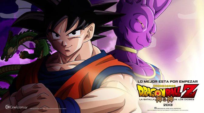 Confirmado: Dragon Ball Z: La Batalla de los Dioses llega a los cines en México.