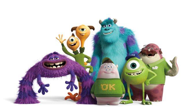 Conozcan las fraternidades de 'Monsters University'