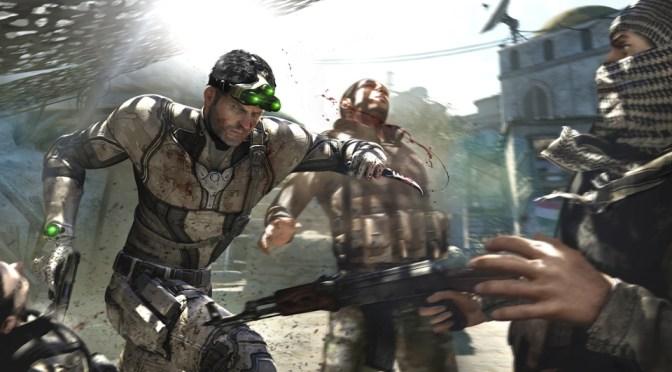 Splinter Cell Blacklist y su modo multijugador Espías vs Mercenarios