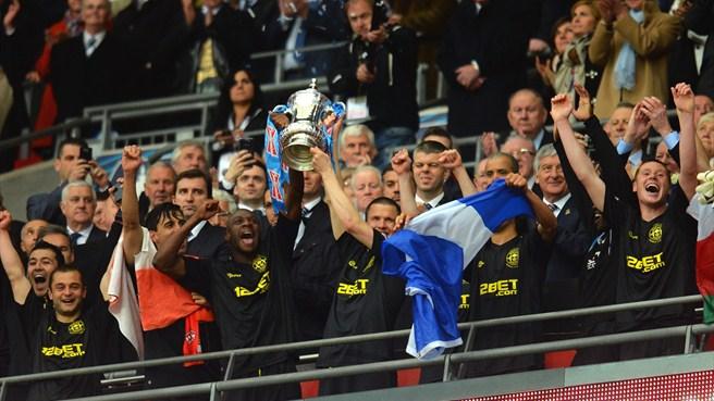 Wigan se llevó la FA Cup