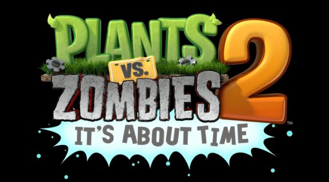 Primer avance y detalles de Plants vs Zombies 2: It's About Time