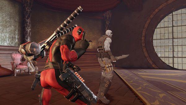 Deadpool nos presenta a sus compañeros de videojuego