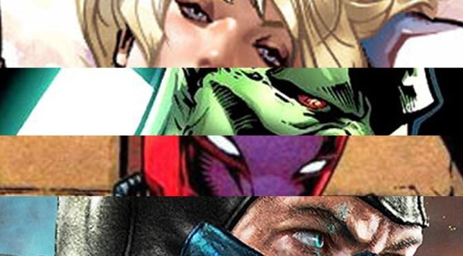 ¿Se filtran otros 4 nuevos peleadores en Injustice Gods Among Us?