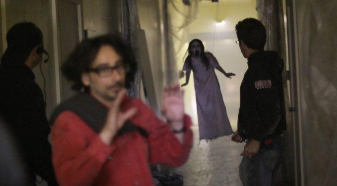 """Galería de imágenes y fotos detrás de cámara de """"Fenómeno Siniestro 2"""""""