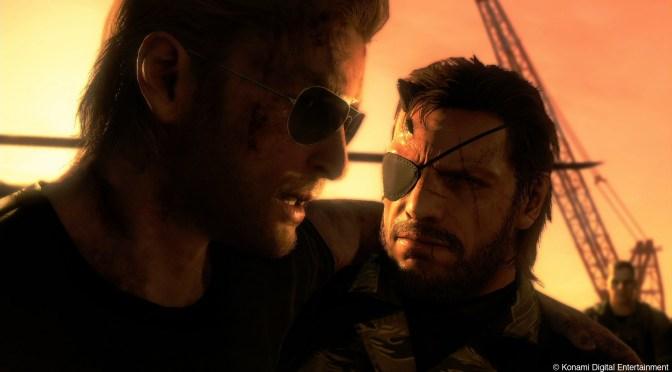 [Galería E3] Metal Gear Solid V: The Phantom Pain