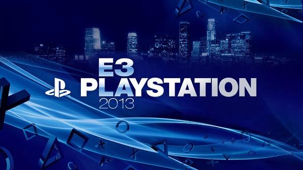 Conferencia de Sony en la E3 2013