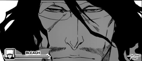 Viejo Zangetsu D: ¿Cómo pudiste? Imagen vía mangastream.com