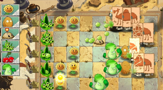 [Galería] Plants vs. Zombies 2: It's About Time
