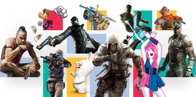 E3: Checa lo que Ubisoft nos tiene preparado!! Assasins Creed, Splinter Cell y mas!
