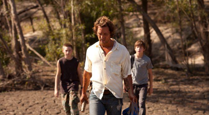 Trailer e imágenes de 'El Niño y el Fugitivo' con Matthew McConaughey