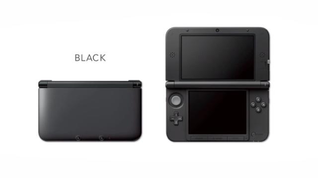 Nintendo 3DS XL Black este Agosto 11